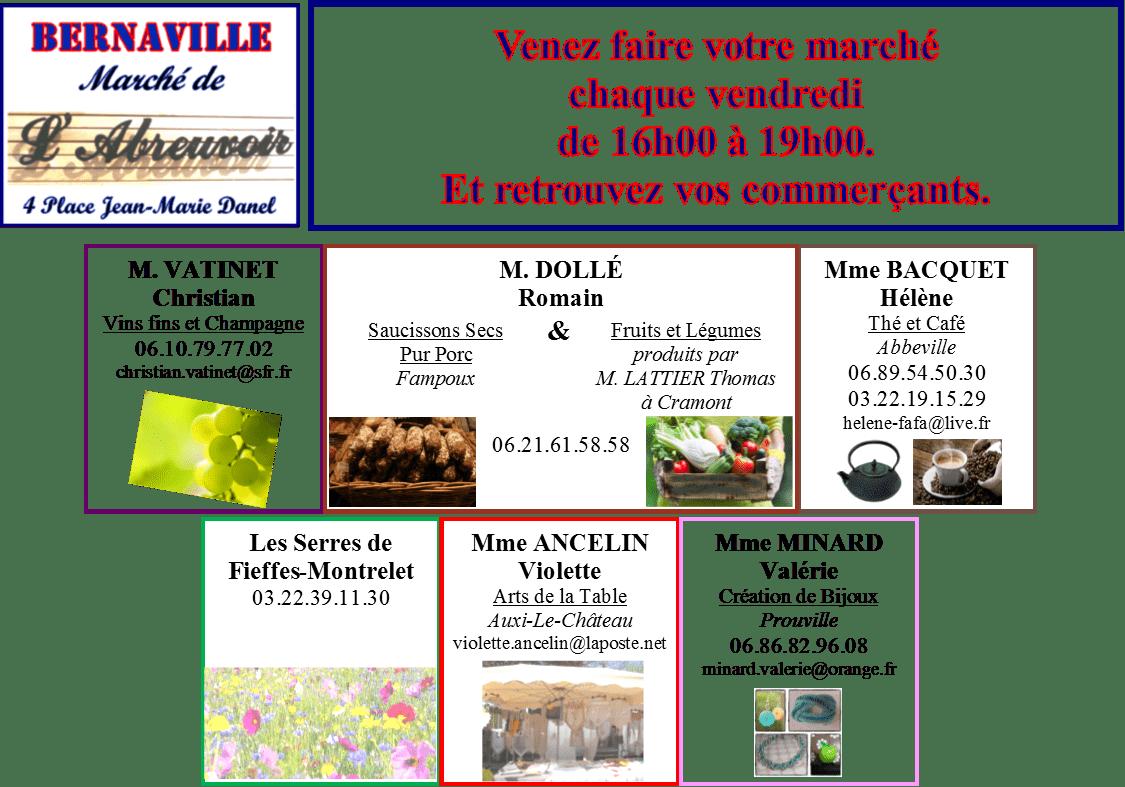 commerçants Abreuvoir 2016 1-2